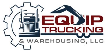 Equip trucking Logo