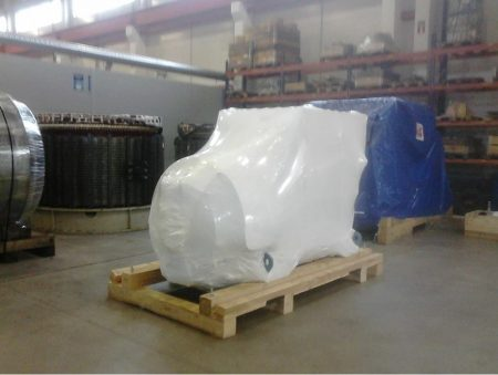 Equip Trucking Specialized Crating and Packaging of Machinery