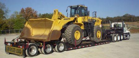 Oversized Load Trucking
