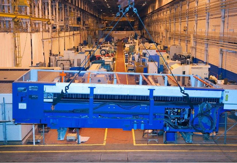 Equip Trucking Equipment Loading