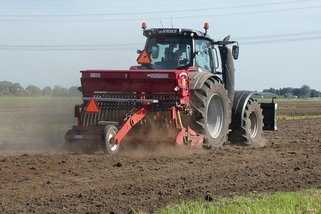 farm equipment trucking