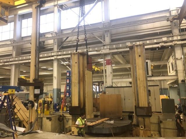 Industrial Machinery Used at Siemens
